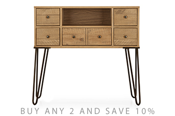Williamsburg Hairpin Sideboard