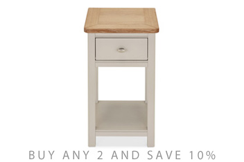 Hampton Bedside Table