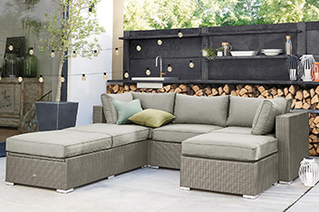 Monaco Multifunctional Living Garden Set