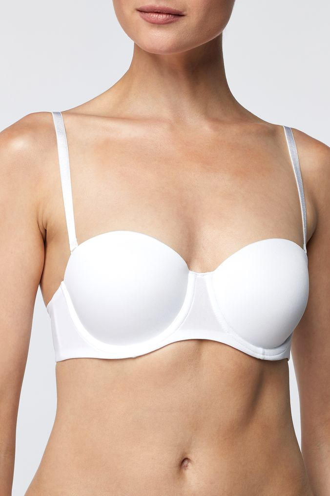 26a8cee747cb5 Womens Next White Push Up Multiway Bra - White - Next at Westquay - Shop  Online