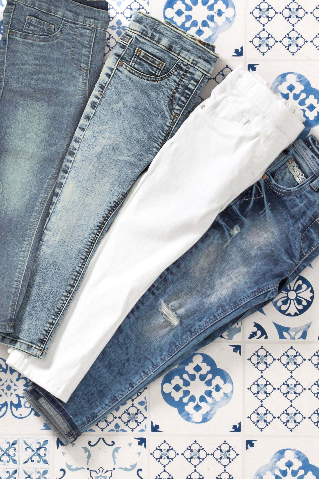 many choices of best collection professional Girls Next White Jeggings (3mths-6yrs) - White - £9.50 ...