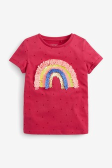 Confetti Rainbow T-Shirt (3-16yrs)