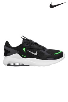 Nike Black/Grey Air Max Bolt Youth Trainers