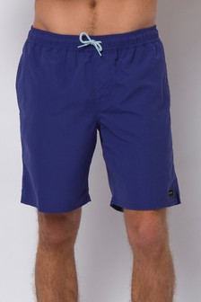 Animal Darkside Blue Bahima Board Shorts