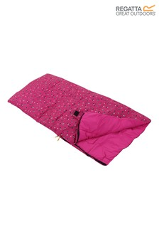 Regatta Pink Maui Kids Sleeping Bag