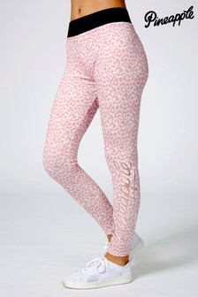 Pineapple Animal Leggings