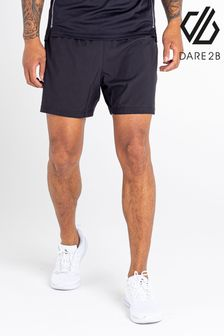 Dare 2b Black Surrect Lightweight Shorts