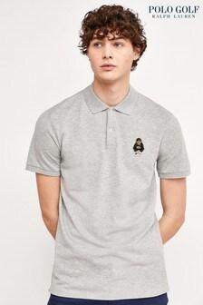 Polo Ralph Lauren Golf Bear Logo Poloshirt