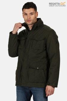 Regatta Green Eneko Waterproof Jacket