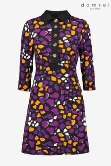 Damsel In A Dress Multi Sheri Printed Dress