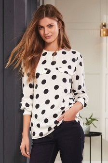Long Sleeve Utility Top