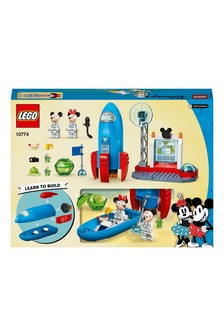 LEGO 10774 Disney Mickey & Minnie Mouse's Space Rocket Set