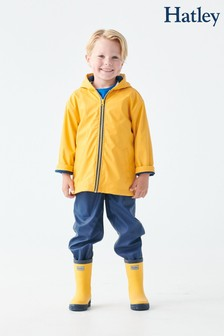 Hatley Yellow Classic Splash Jacket