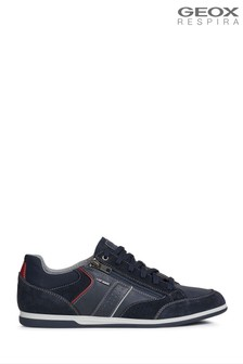 Geox Men's Renan Blue Shoes