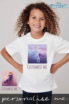 Personalised Disney™ Frozen T-Shirt