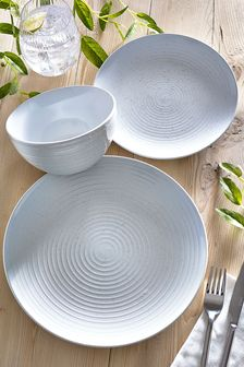 Bronx 12 Piece Dinner Set