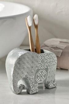 Elephant Toothbrush Holder