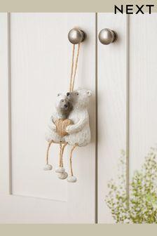 Bertie Bear Hanging Decoration