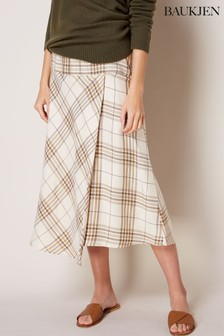 Baukjen Cream Aubrey Skirt