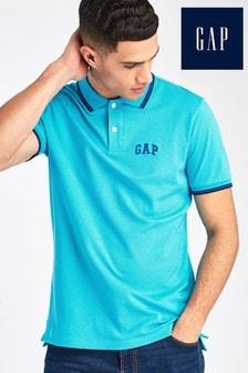 Gap Turquoise Polo