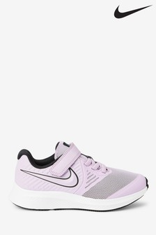 Nike Pink/White Star Runner 2 Trainers