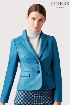Hobbs Blue Hackness Jacket