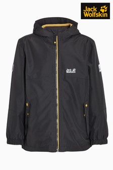 Jack Wolfskin Black 3-In-1 Iceland Jacket