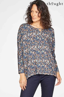 Thought Blue Madelyn Top