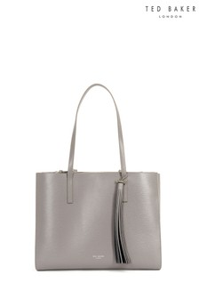 Ted Baker Narissa Tassel Detail Medium Tote Bag
