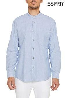 Esprit Blue Slim Fit Shirt