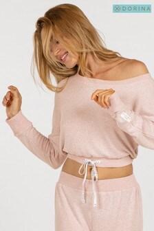 DORINA Pink Lounge Top