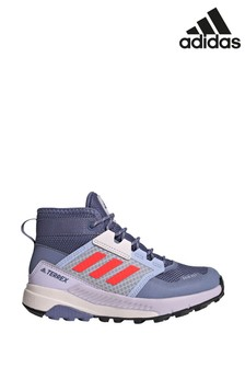 adidas Terrex Trailmaker Mid RAIN.RDY Hiking Youth And Junior Trainers