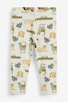Organic Cotton Leggings (3mths-7yrs)