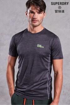 Superdry Active Training Short Sleeve T-Shirt