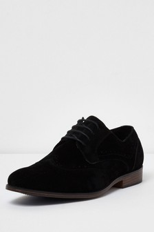 River Island Roger Suede Shoes