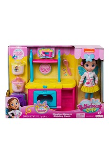 Fisher-Price Butterbeans Cafe Magical Bake And Display Oven