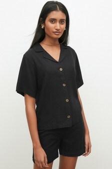 Shirt With Linen