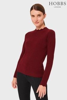Hobbs Red Savannah Sweater