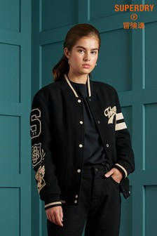 Superdry Varsity Souvenir Jacket