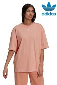 adidas Originals Boyfriend Fit Trefoil T-Shirt