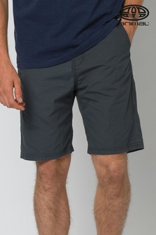 Animal Asphalt Grey Shoreline Walk Shorts