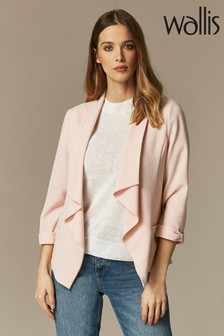 Wallis Blush Daisy Jacket