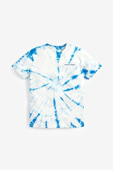 Tie Dye Photographic T-Shirt (3-16yrs)