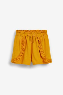 Ruffle Shorts (3-16yrs)