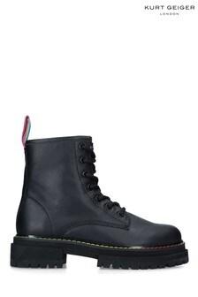 Kurt Geiger London Black Birdie Boots