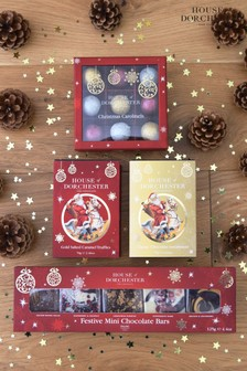 A Set of Four Festive Gifting Treat by House Of Dorchester