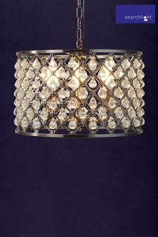 Fremont 3 Light Pendant by Searchlight