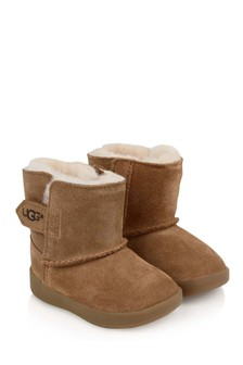 Chestnut Keelan Baby Boots
