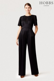Hobbs Black Jennifer Jumpsuit