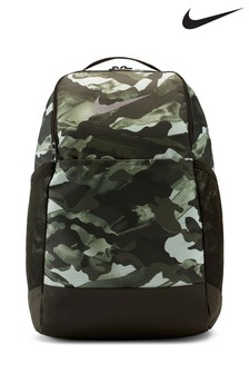 Nike Camo Print Brasilia Backpack